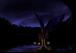 Peace of Night (Final) by Van-Syl-Production