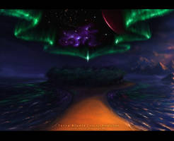 Celestial Portal by Van-Syl-Production