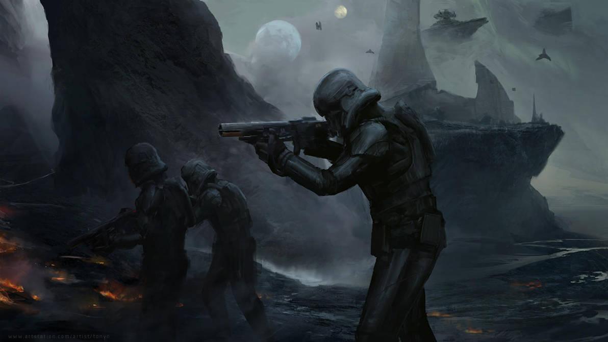 Death Troopers by TonyXNguyen