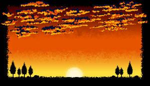 Sunset Original by SadfaceRL