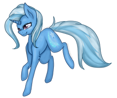 [COLLAB] Trixie by partylikeanartist