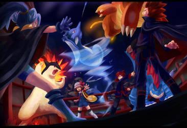 Dragon's Den by Aonik