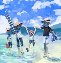Beach Day by Aonik
