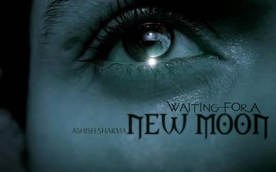 Tears for moonlight by ashisharma