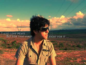 Peace by ashisharma