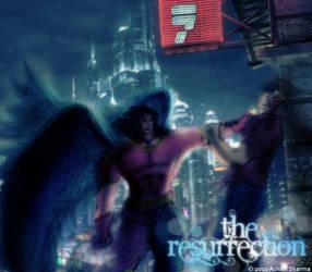 Deity - The Resurrection by ashisharma
