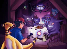 Pokermon by RoydGriffin