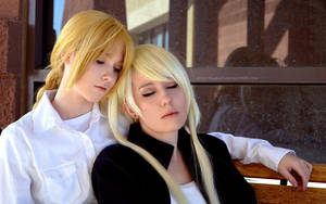 FMA: Anything for You by Kaira27