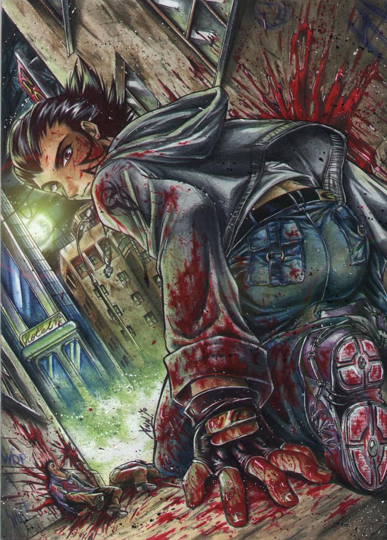Born To KILL by Yanosik
