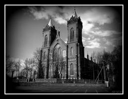 Church. by MarchCoven