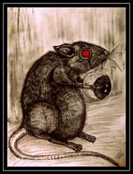 Fat Rat by MarchCoven