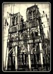 Notre-Dame de Paris by MarchCoven