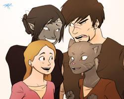 A Family portrait? by RRproAni