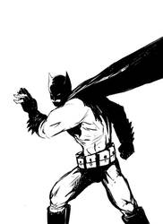 Batman by jampura