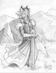 Dohnjohn (Commission) by M4CH4D0-L1M4