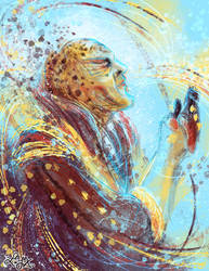 Prophet G'Kar by ladyyatexel