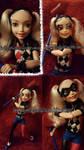 Repaint: Super Hero Girls Harley Quinn by ladyyatexel