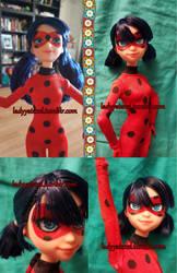 Repaint: Miraculous Ladybug by ladyyatexel