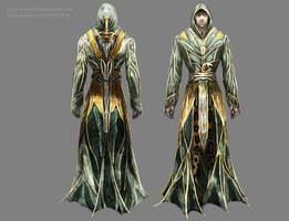 fantasy costume and character by Colin-Ashcroft