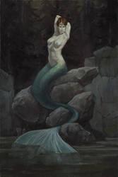 Mermaid by blueavel