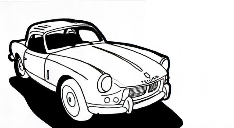 Triumph Car