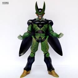 Banpresto SCultures - Perfect Cell by VICDBZ