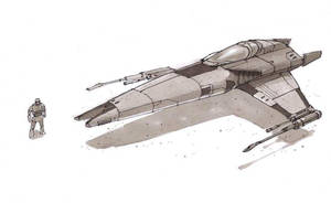 Strike Fighter by Orpheus7