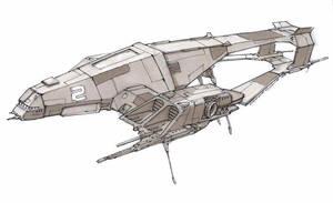 Survey Vessel by Orpheus7