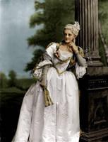 Lady in historical costume by VelkokneznaMaria