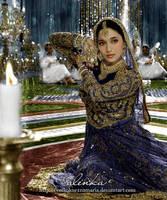 1. Madhuri by VelkokneznaMaria