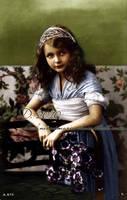 Little lady by VelkokneznaMaria