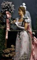 Pink ribbon by VelkokneznaMaria