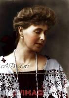 Romanian Queen by VelkokneznaMaria