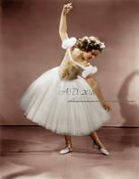 Little ballerina by VelkokneznaMaria
