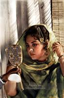 Farida Jalal by VelkokneznaMaria