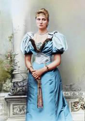 Alexandra of Russia by VelkokneznaMaria