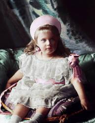 Baby Anastasia by VelkokneznaMaria
