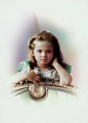 The Eldest Daughter by VelkokneznaMaria