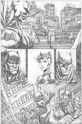 Catwoman 001 miller by Sequential76