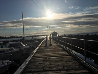 Pier  by REALMaximumRide