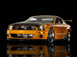 Mustang GT-R by magnek