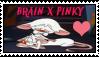 Animaniacs-Brain X Pinky Stamp by SkunkyNoid