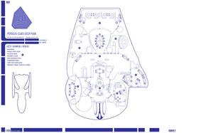 USS Perseus Bridge Plan by LillithsBernard