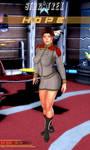 Star Trek Hope Admiral Tasha Dax by LillithsBernard