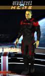 Star Trek Hope Capt. Raddock by LillithsBernard