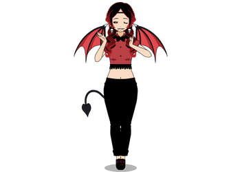 Demonsona by AsamiTheKoala