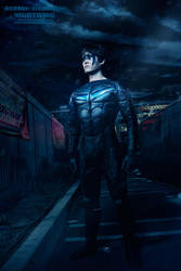 Nightwing: I Am Justice by SoCoPhDPepper