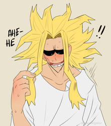 Toshi Ask by Ilovekidbuu