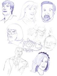 Face Practice by CaseyPalmer
