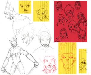 Sketchdump January 12 2010 by CaseyPalmer